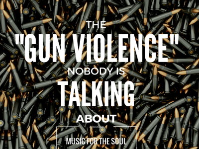 "The ""Gun Violence"" Nobody is Talking About"