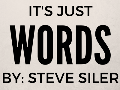 It's Just Words