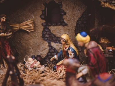 No Room in the Inn: Christmas Joy Rises Up!